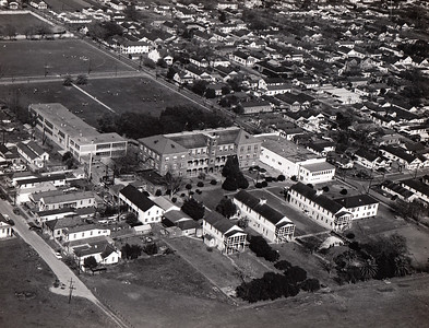 Aerial of 4950 Dauphine (Late 50's/Early 60's)