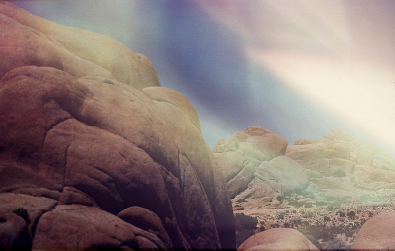 Jumbo Rocks, Joshua Tree.  2012.