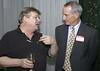 Bob Moncure and Frank Nichols