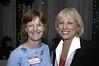 Judy Stephenson and Julie Davisson Bush