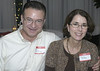 The Class of 1973 was represented by Randy Pollack, accompanied by his friend, Denise Imhoff.