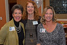 Mary Jane Robertson Sasser, Nancy Ris, and Kathy Frederick Hershey.