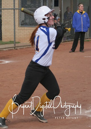 Softball vs Medicine Lodge