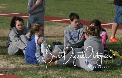 Middle School Track at Douglass