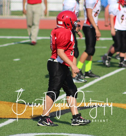 Red and Black Scrimmage