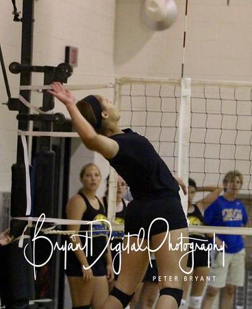 EHS Volleyball Black at Circle