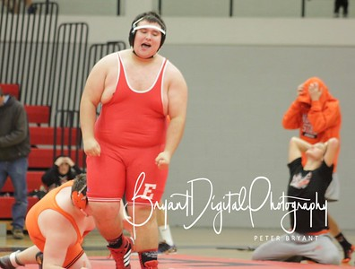 Joe Butcher completes the Wildcat comeback and breaks the hearts of Augusta wrestlers at the same time.
