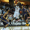 Charleston Cougars guard ANTHONY STITT (22) shoots a jump shot in an NCAA basketball game between UNCG Spartans and the College of Charleston Cougars, Saturday Feb 2, 2013 at TD Arena. (Shane Roper/Special to The Post and Courier)