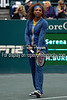 WTA 2013 - Family Circle Cup - Serena Williams (USA) [1] defeats Mallory Burdette (USA) [Q]