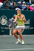 WTA 2013 - Family Circle Cup - Serena Williams (USA) [1] defeats Mallory Burdette (USA) [Q]