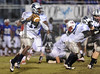 Oct. 12, 2012-North Charleston, South Carolina,U.S.-Fort Dorchester defeats Colleton County on Homecoming night at Bagwell Stadium  in North Charleston, South Carolina.