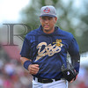 MILB Baseball 2013 - Rome Braves vs Charleston River Dogs