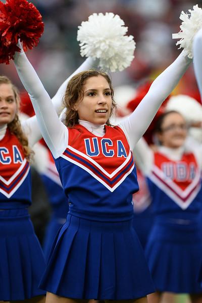 NCAA Football 2013 - Capital One Bowl - Wisconsin Badgers vs South Carolina Gamecocks
