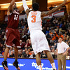 NCAA Basketball 2013 - Charleston Classic -  Massachusetts Minutemen vs Clemson Tigers