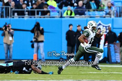 NFL Football 2013 - New York Jets vs Carolina Panthers