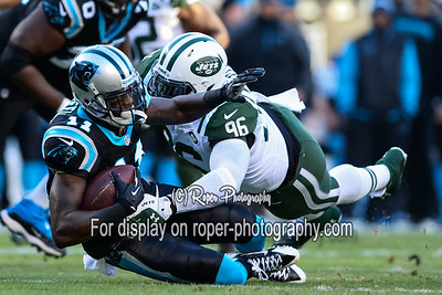 NFL Football 2013 - New York Jets vs Carolina Panthers