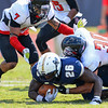College Football 2013 - North Greenville vs Charleston Southern Buccaneers