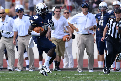 College Football - Charleston Southern Buccaneers defeats Shorter 23-15