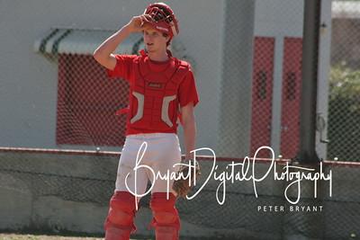 Baseball Practice 3-11-11