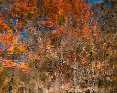 Fall's Reflection II