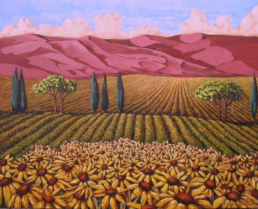 Tuscan Daydream II