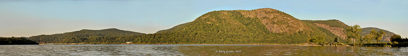 Hudson River Cold Spring Panorama