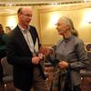 Dr. Jane and Jim Hunt at the R&S NE Leadership Summit<br /> Photo Credit: Belinda Jentz/JGI