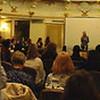 Dr. Jane at the R&S NE Leadership Summit<br /> Photo Credit: Belinda Jentz/JGI