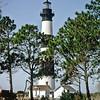 Bodie Island Lighthouse. Feb. 19, 1983.