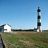 Bodie Island Lighthouse. Abt. April 1981.