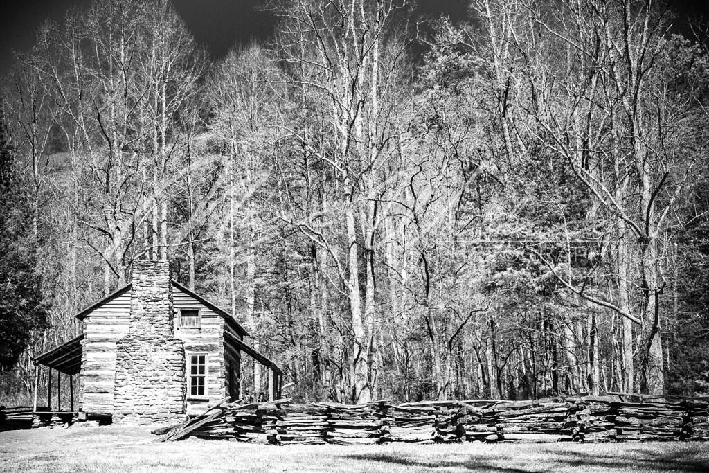 Oliver's Cabin, Cades Cove, Smoky Mountians, TN