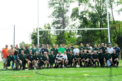 Sean Lugano Memorial Field Alumni