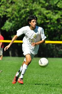 Calvert Hall vs. John Carroll Varsity Soccer