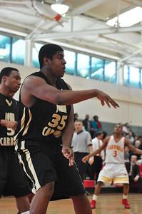 John Carroll JV Basketball vs. Calvert Hall