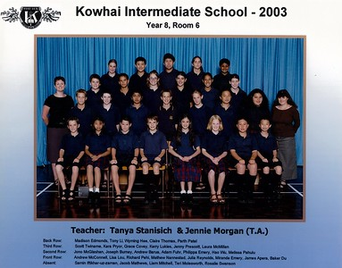 2003 School Photos