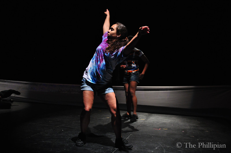 "The Department of Theatre and Dance presented ""Physical Graffiti"" performed by The Andover Dance Group. (M. Liu/The Phillipian)"