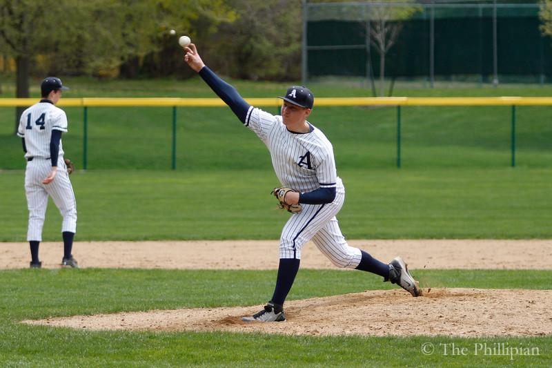 Boys Baseball vs. Northfield Mount Hermon 4/30/11