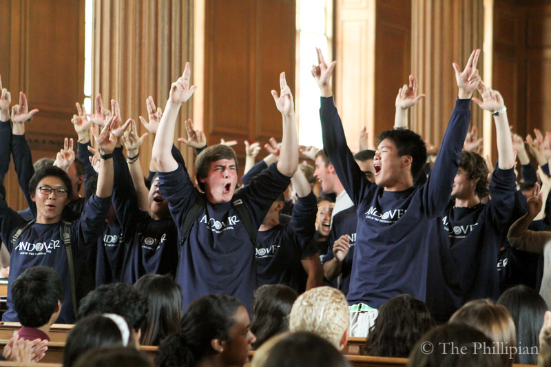 All School Meeting: Opening of School (Jing Qu/The Phillipian)