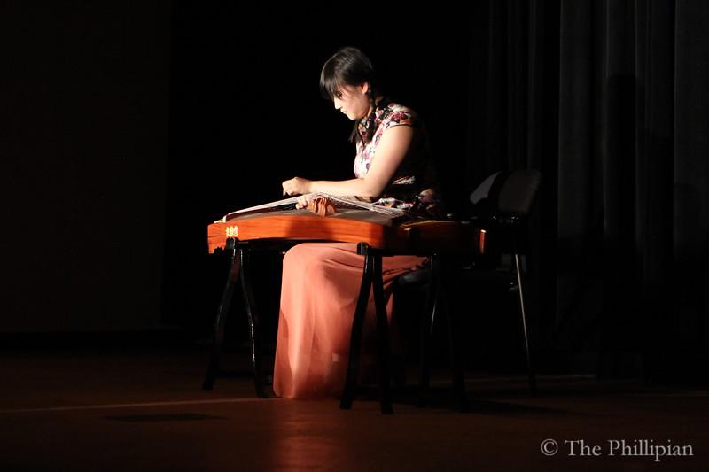 (Jing Qu/The Phillipian)