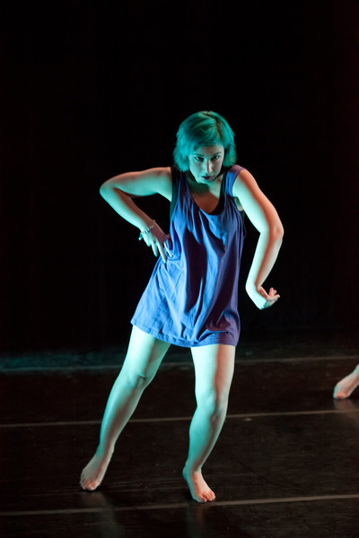 Dance Open is an annual student choreographed and produced performance (S. Moreland/The Phillipian)