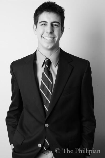 Zach Merchant (S.Morkema/The Phillipian)