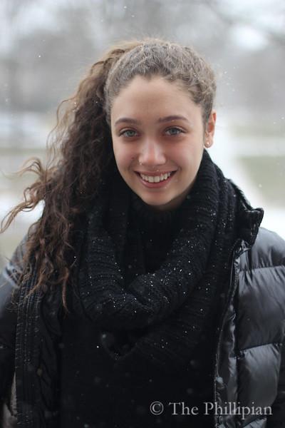 Alexa Pagano '16