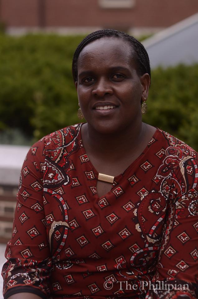 Mrs. Dolly Nyamwaya