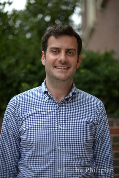 Mr. Andrew Housiaux