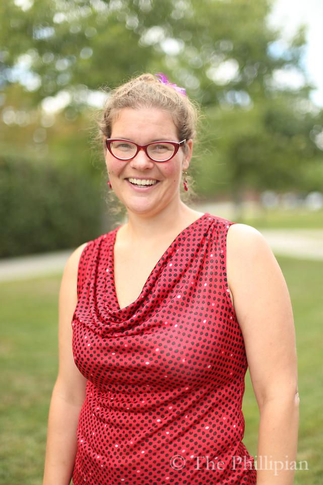 Ms. Catherine Kemp