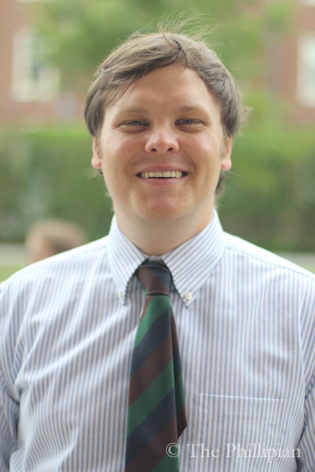 Mr. Brendan Mackinson