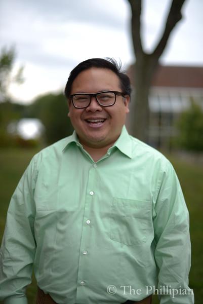 Mr. Adrian Khactu