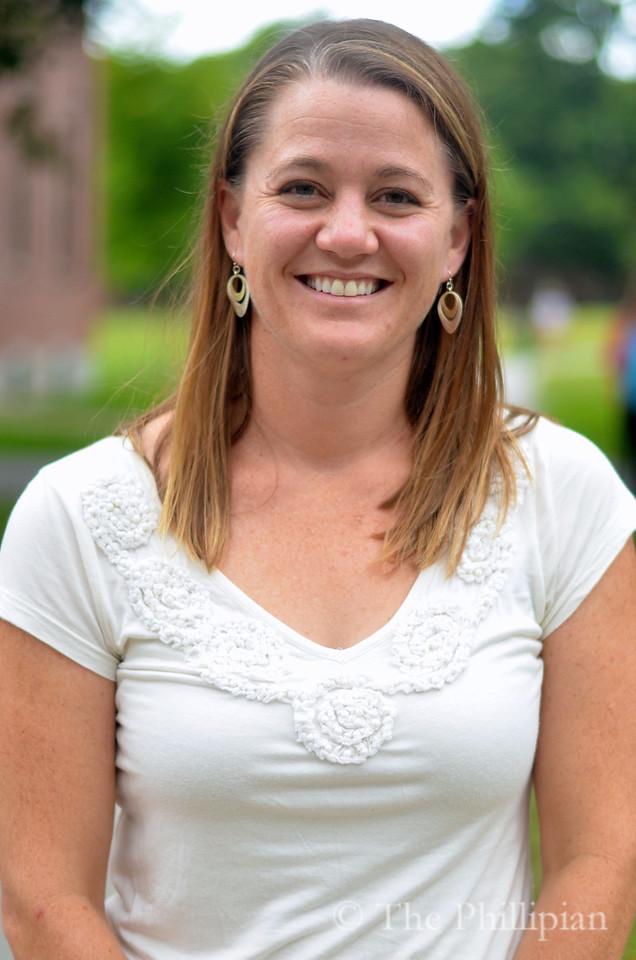 Ms. Heidi Wall