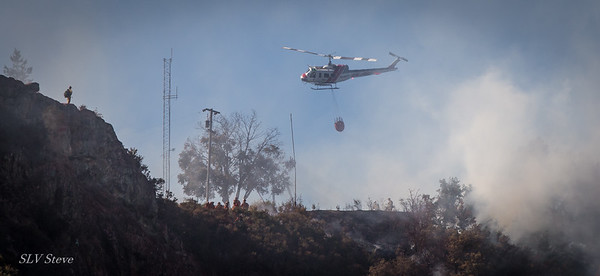 Eagle Rock Fire