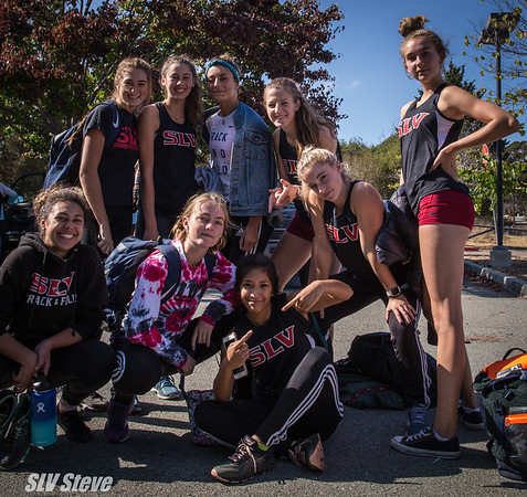 SLVHS Cross Country 2018